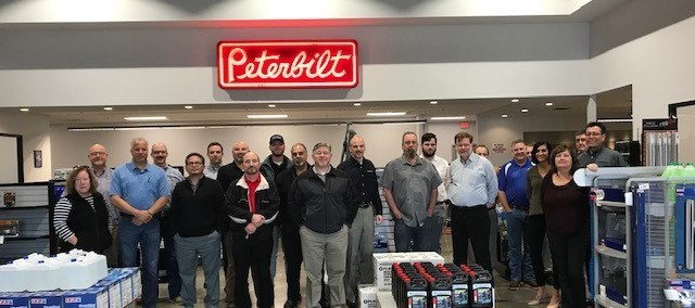 Fusion users at Interstate Truck Center's facility
